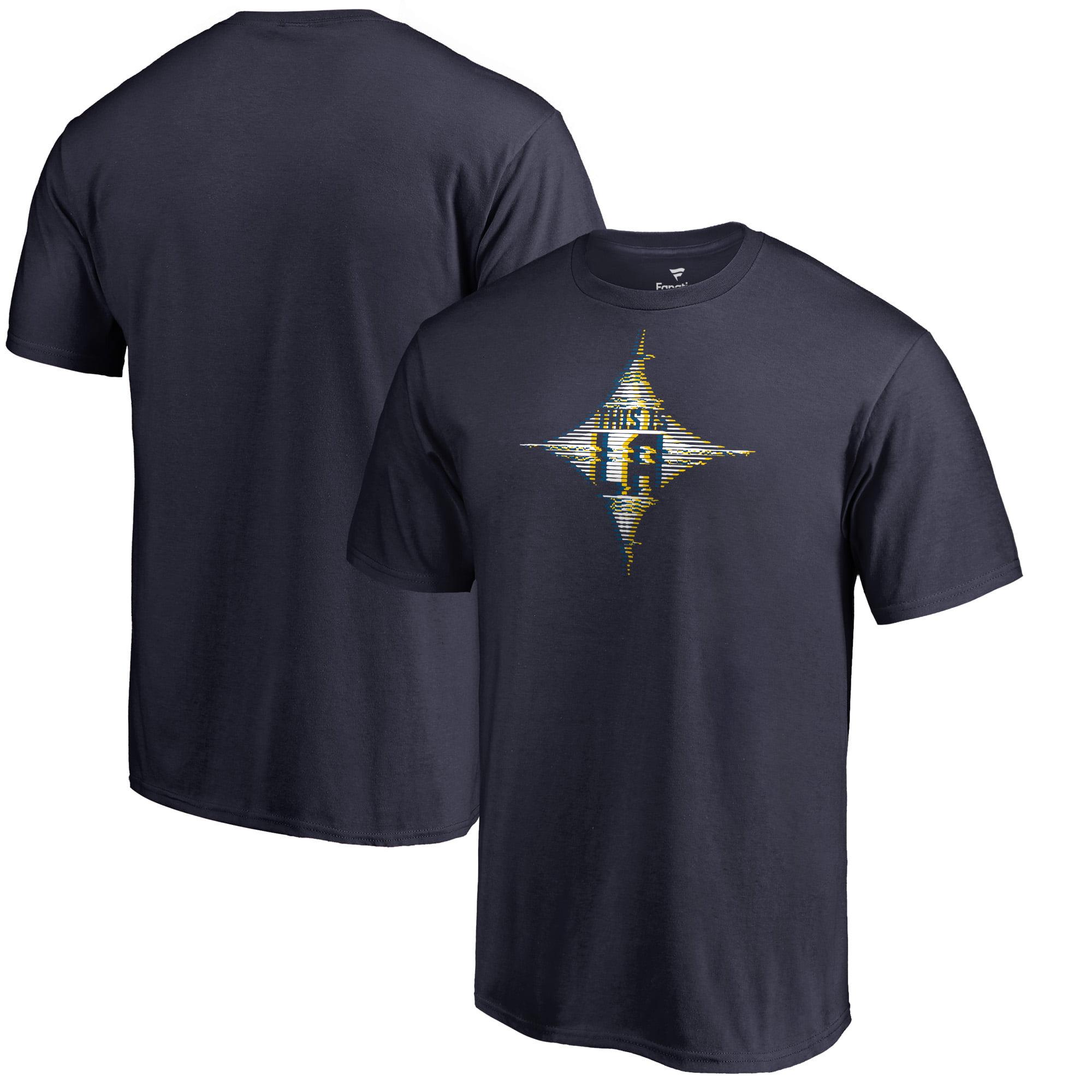LA Galaxy Fanatics Branded League Trend Alternate T-Shirt - Navy