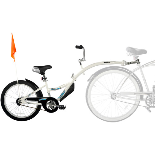Weeride co pilot child bike trailer walmart com