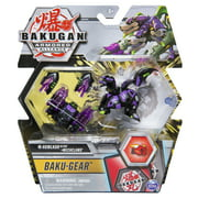 Bakugan Ultra, Howlkor with Transforming Baku-Gear, Armored Alliance 3-inch Tall Collectible Action Figure