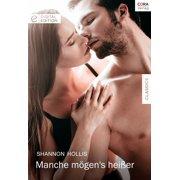 Manche mgen's heier - eBook