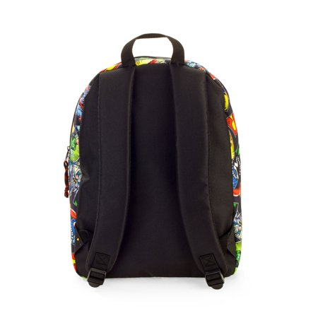 Justice Backpacks For Kids (Justice League Comic Backpack)