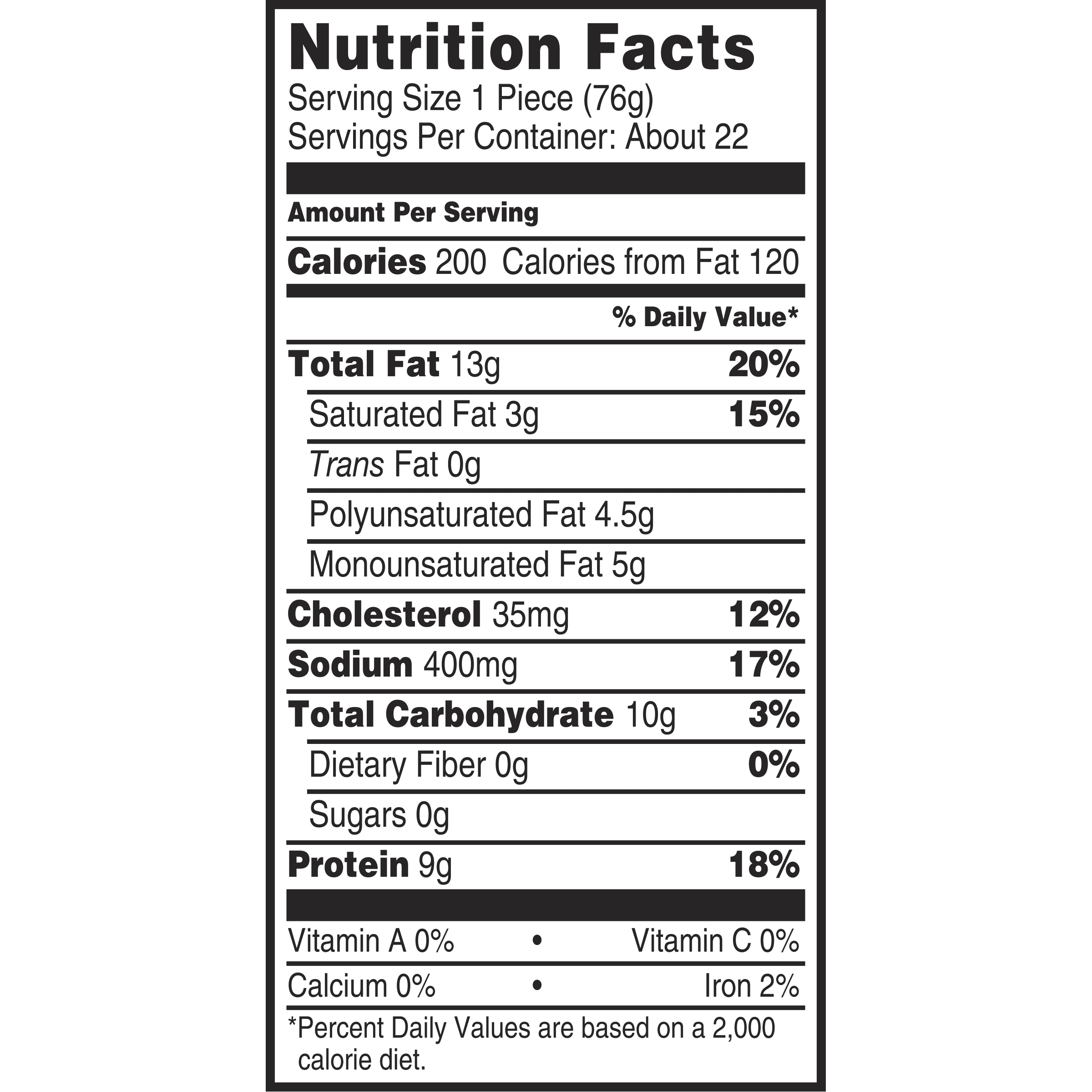 Fully Cooked Chicken Patties, 59.2 oz