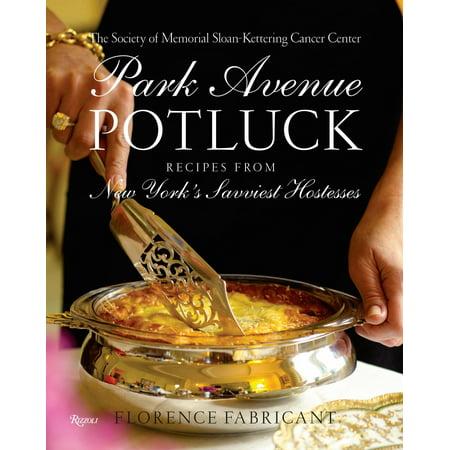 Park Avenue Potluck : Recipes from New York's Savviest Hostesses](Halloween Recipes Potluck)