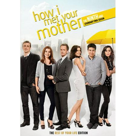 How I Met Your Mother: The Complete Season 9 (DVD) (How I Met Your Mother Halloween)