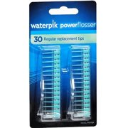 Waterpik Powerflosser Regular Replacement Tips FT-01  30 ea