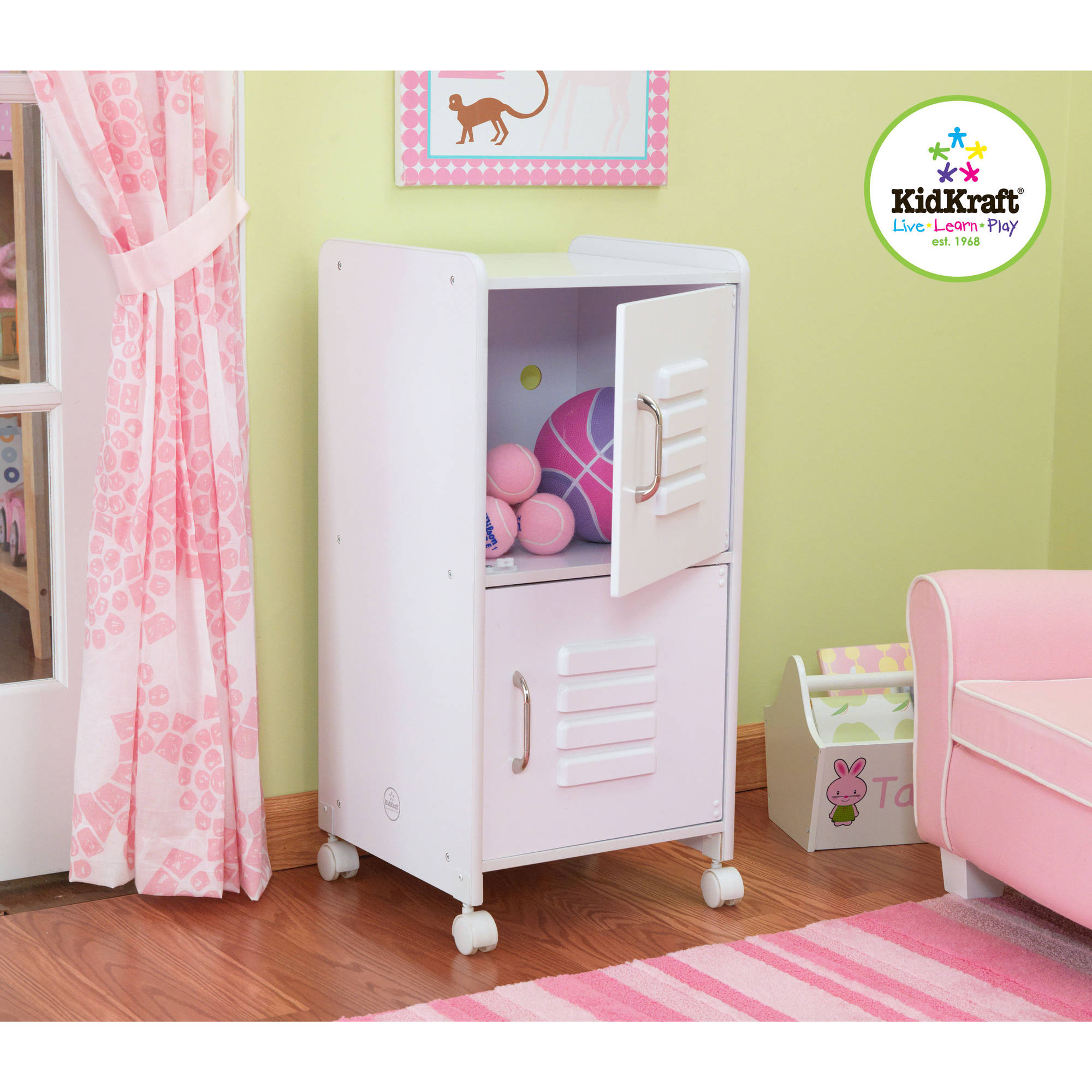KidKraft - Locker, Multiple Colors