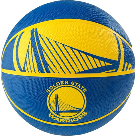 Golden Statue - Spalding NBA Golden State Warriors Team Logo