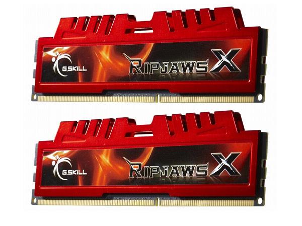 G.Skill Ripjaws X 8GB (2x4GB) DDR3-1866MHz PC3-14900 Desktop RAM Memory