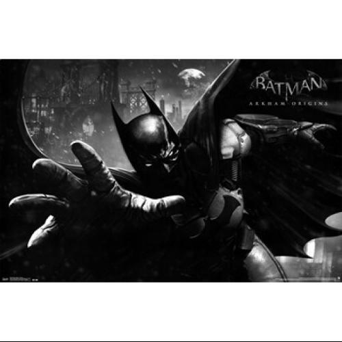 Batman Arkham Origins - Batman Poster Print (36 x 24)