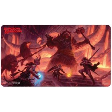 Playmat - Fire Giant New -