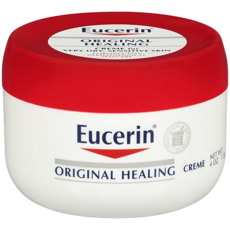 Eucerin Original Healing Rich Creme 4 oz.