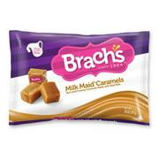 Brach's Milk Maid Caramels Candy, 14 Oz.