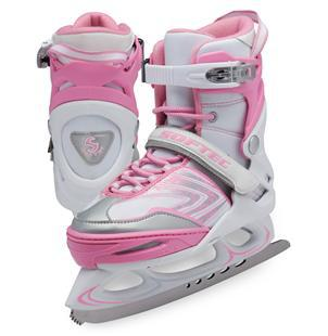 Figure Skates Vibe Adjustable XP1000 Pink by
