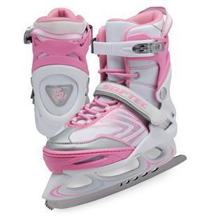 Figure Skates Vibe Adjustable XP1000 - Pink