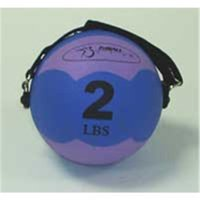 FitBALL FBMM2 FitBALL MiniMed - Purple - 2 lb. 5 in.