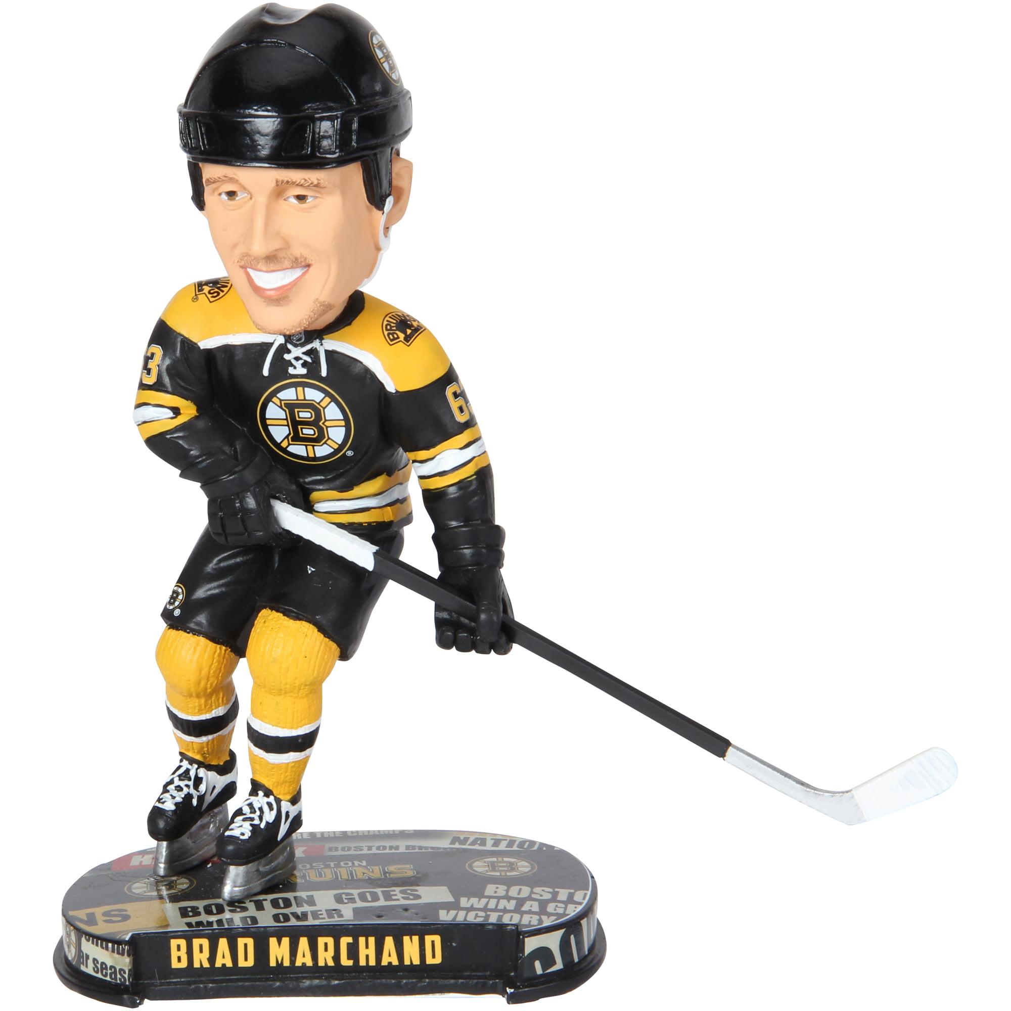 Brad Marchand Boston Bruins 2017 Headline Player Bobblehead - No Size