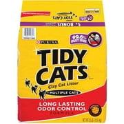 Purina Tidy Cats Long Lasting Odor Control Cat Litter, 35 Lb