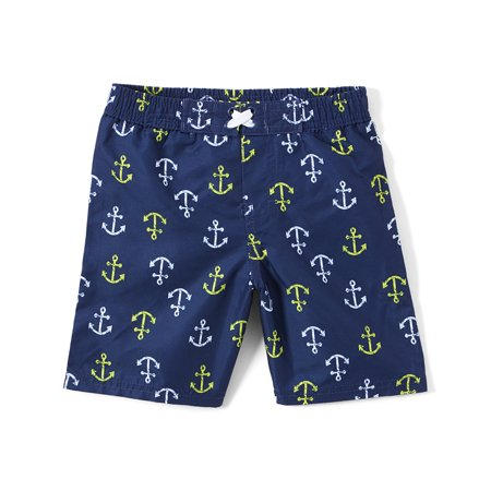 Freestyle Revolution Anchor Swim Trunks (Baby Boys & Toddler (Mens Swimwear Styles)