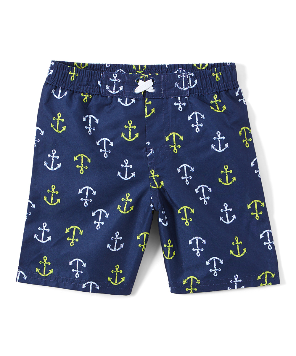 Anchor Swim Trunk (Toddler and Infant Boys)