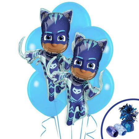 Balloon Halloween Costumes (Pj Masks Party Supplies Catboy Jumbo Balloon)