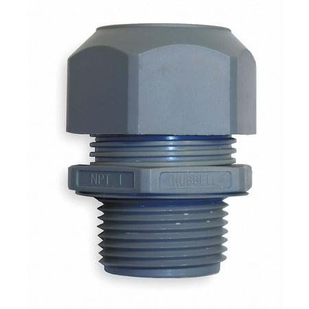 Liquid Tight Cord Connector, 0.45
