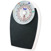 Best Analog Bathroom Scales - Physio Logic ProSeries Body Weight Bathroom Scale, Black Review