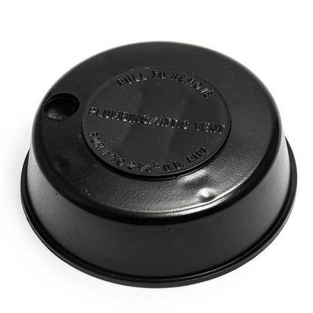 Plumbing Vent Cap - Black - image 1 of 1