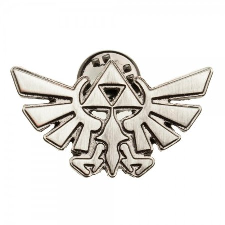Pin - Nintendo - Zelda Logo Lapel Toys New Licensed