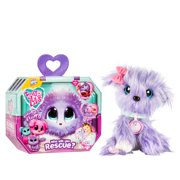 Little Live Scruff-a-Luvs? Plush Mystery Rescue Pet, Lilac