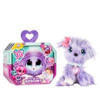 Little Live Scruff-a-Luvs Plush Mystery Rescue Pet, Lilac