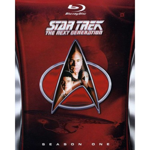 Star Trek: The Next Generation - Season One (Blu-ray)