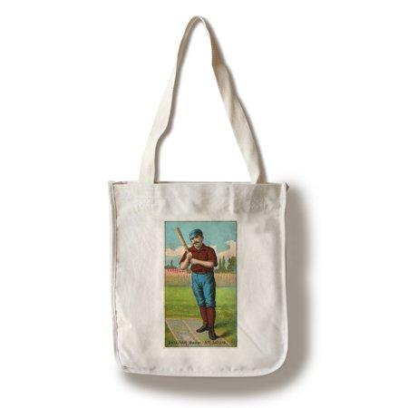 St. Louis Browns - Dan Sullivan - Baseball Card (100% Cotton Tote Bag - Reusable) - Louis Browns Baseball