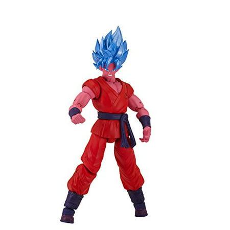 Dragon Ball Super - Dragon Stars Super Saiyan Blue Kaioken x10 Goku Figure (Series 6) - image 3 de 4