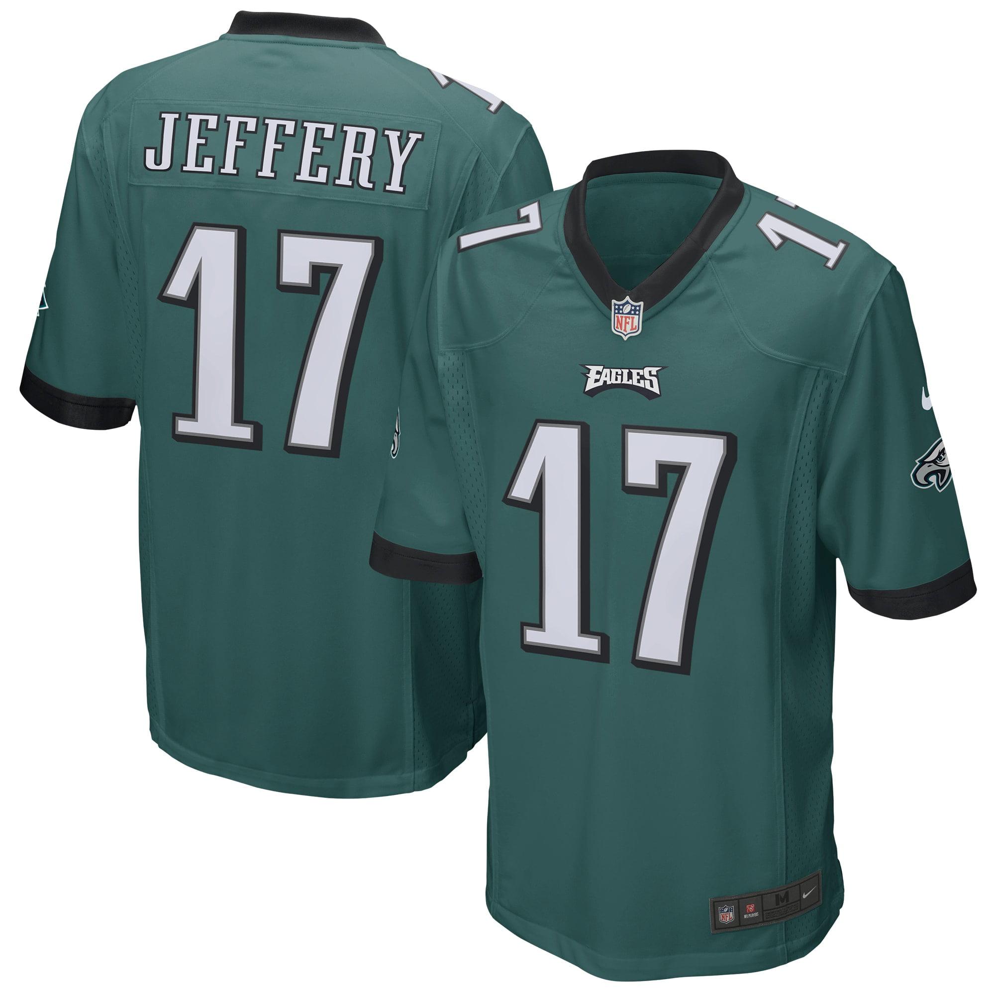 Alshon Jeffery Philadelphia Eagles Nike Game Jersey - Midnight Green - Walmart.com