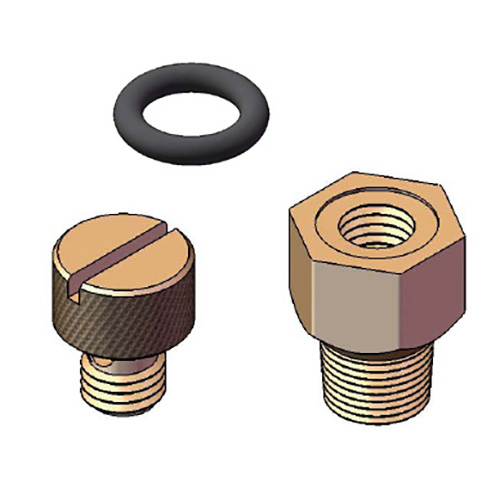 Orbit Universal Bleed Plug Replacement for Brass Anti-Siphon Valves - 57602
