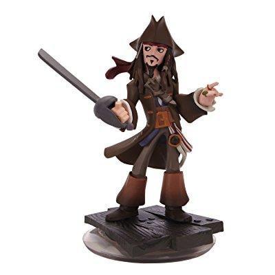 Captain Jack Sparrow Disney Infinity Figure (Loose, No Card) by