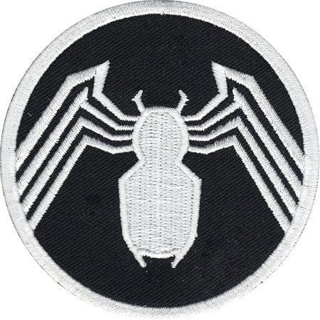 Amazing Spider Man Appliques - Marvel Comics Amazing Spiderman Venom's 3
