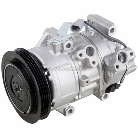 AC Compressor & A/C Clutch For Toyota Yaris 2006 2007 2008 2009 2010 2011