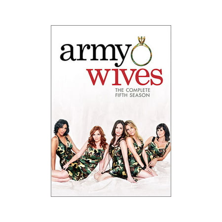 Army Wives: The Complete Fifth Season (DVD) - Halloween Wars Season 5 Teams
