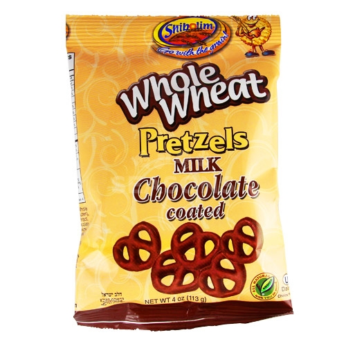 Shibolim Whole Wheat Pretzels