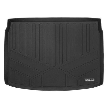 Maxliner 2017-2018 Nissan Rogue Sport Liner fits with cargo tray in highest position No S Models Maxtray All Weather Cargo Liner Floor Mat Black