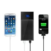 Etekcity Power Bank 16000mAh Dual USB Portable External Backup Battery Charger Pack