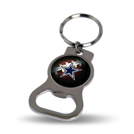 Dallas Cowboys Key Chain And Bottle - Bottle Tags