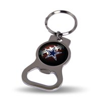 Dallas Cowboys Key Chain And Bottle Opener