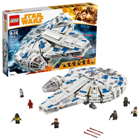LEGO Star Wars Kessel Run Millennium Falcon 75212