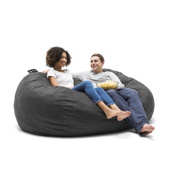 Big Joe XXL Fuf w/ Removable Cover, Multiple Colors