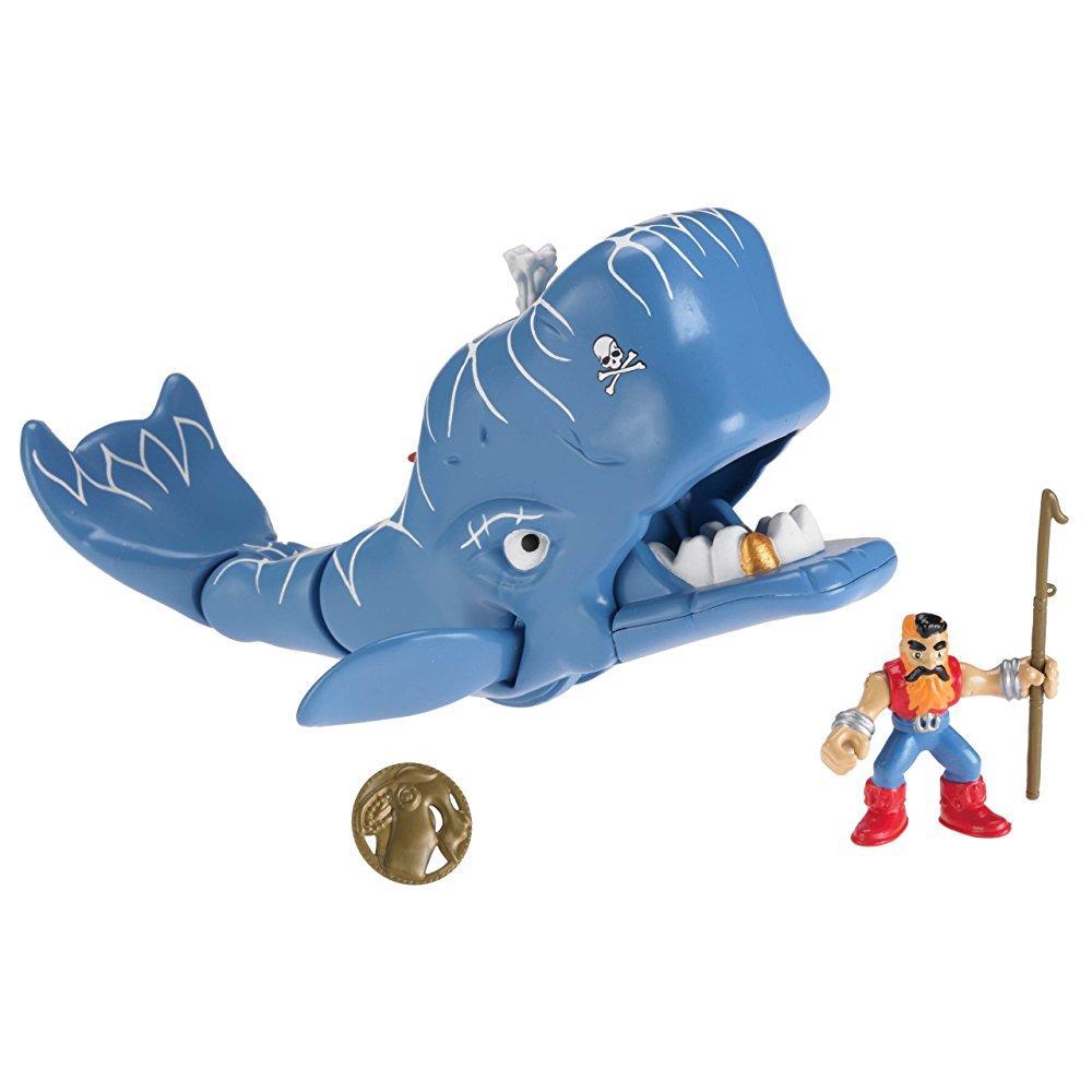 fisher-price imaginext pirate whale - Walmart.com