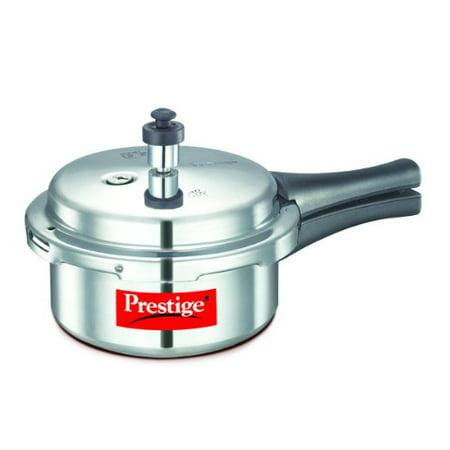 Prestige 7 String - Prestige Popular Aluminium Pressure Cooker, 2 Liters