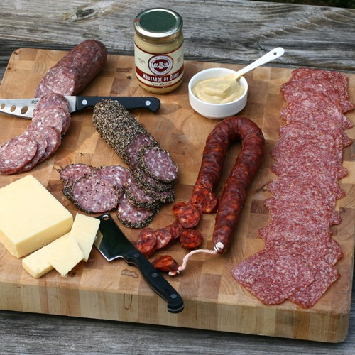Game Day Salami Collection by