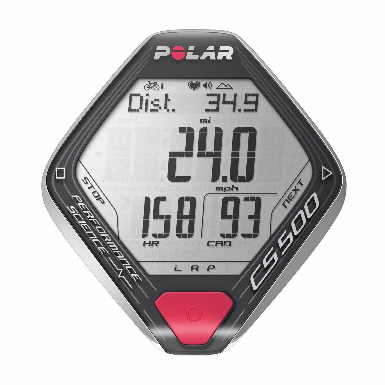 Polar CS500+ CAD Cycling Monitor